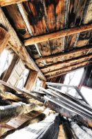 Rafters and Panes by basseca