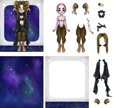 Faun - All items by Vicingus