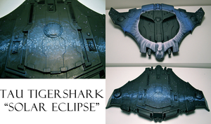 Tau Tigershark: Solar Eclipse by JulioNicoletti