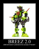 Breez 2.0 Demotivational by Ajtnz