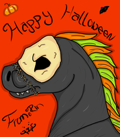 HAPPY HALLOWEEN :3 by WolfxTracks