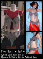 Maile Dancer Costume by crazed-fangirl