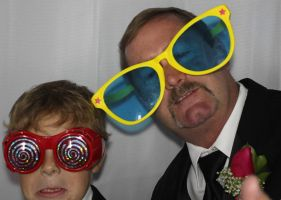 Son of Groom / Father of Bride Photobooth 1 by Mechis