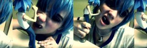 2D Abuse! [2D Gorillaz Cosplay] by Yamsrock