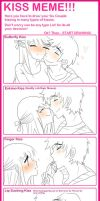 Kiss Meme by SeshaMidnight777
