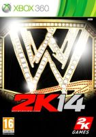 WWE 2K14 Test Cover by ultimate-savage