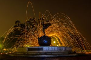 Wool Spin 5 by 904PhotoPhactory