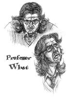 Professor What portraits by IronOutlaw56