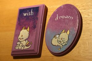 Wish and Dream by CatharsisJB