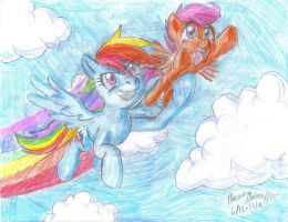SCOOTALOVE!!! by SemiJuggalo