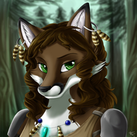 Raffle Prize: Kheeta by DragginCat