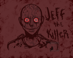Jeff the Killer by Jackkara