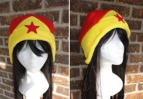Wonder Women Hat by akiseo