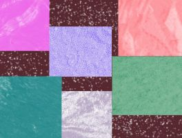 Textures Photoshop Brushes by fallen-jibrille