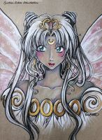 Neo Queen Serenity by CrisAngy88