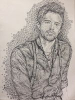 Brandon Flowers - The Killers by thekirstyshow