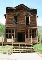 Ashcroft Ghost Town 32 by Falln-Stock