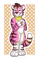 Chai the Tiger by OEmilyThePenguinO