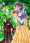 Hotaru is Snow White by kawaiiamethist