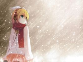 Winter Breeze (Vocaloid) by slashL