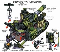 Colossus SPG Suggestion by wingsofwrath