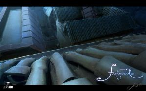 FNB Decor - Roof by Gandalfleblond