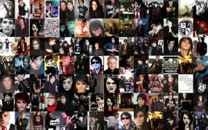 My Chemical Romance Wallpaper by XbluetoasterofdeathX