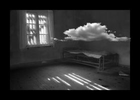 clouds in the room by ChrisKaan