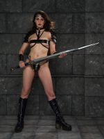 fantasy warrior 2 by ghosttrin