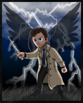 Don't fuck with Cas! by PraiseCastiel