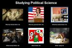 Studying Political Science by CassieCros13