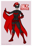 Outsiders - Batwoman Redesign by Femmes-Fatales