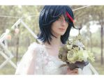 Kill la Kill: Ryuko's Imaginary Wedding 2 by Green-Makakas