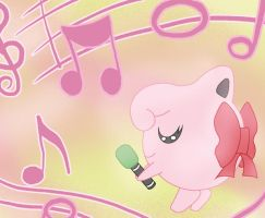 Jigglypuff's Song Lyrics by Galactic-Rainbow