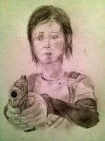 The Last Of Us-Ellie #2 by zakValkyrie