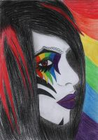 Dahvie Rainbow by ChrisPohl