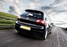 MkV VW Volkswagen Golf GTi rig by adamduckworth
