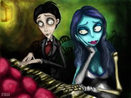 Piano_Duet :3 by F3L1Z