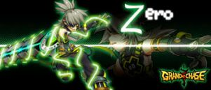 Grand Chase Art - Zero by Oxcyde