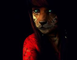 Tigress by OdysseusUT