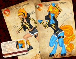 Moxi Character Sheet by RawrSexyKitty