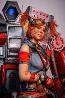 Borderlands 2 Gaige cosplay by lolitaprincess13