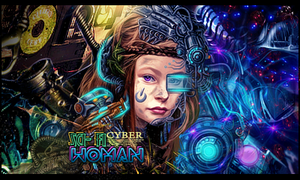 Woman Cyber by Onbush