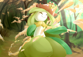 11 Lilligant by SkittyStrawberries