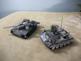 Prism Tank size comparison by katze316