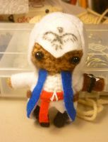 Connor Kenway by PhileasFogghorn