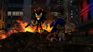 Shadow The Ultimate Life Form by SheathEntertainment