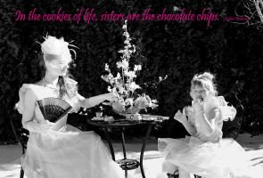Sisters Quote by kayleeehall
