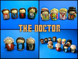The Doctor by Cinnamonster