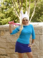 Fionna the Human by Asenva